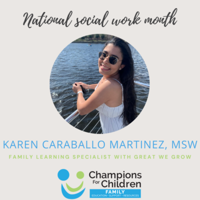 photo of Karen Caballo martinez msw