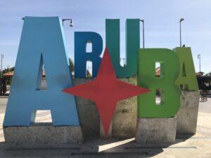 Aruba sign