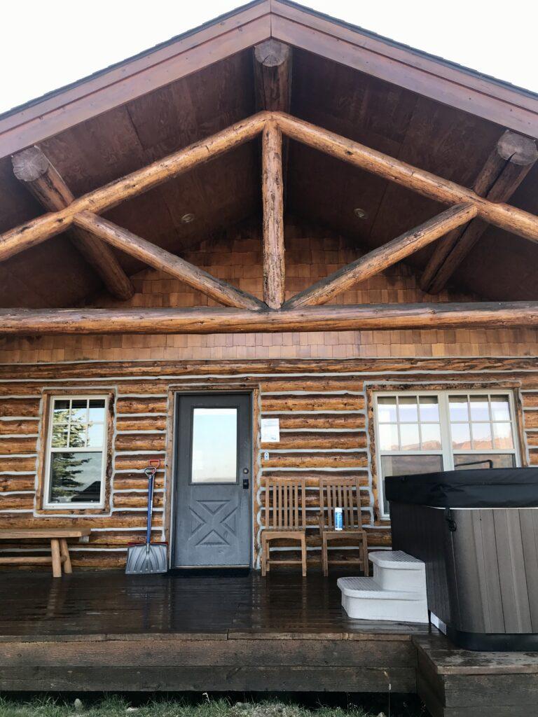 Cabin at Cowboy Heaven Big Sky
