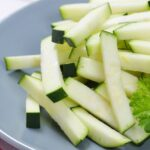 Cannelloni substitute Rolled Zucchini Slices
