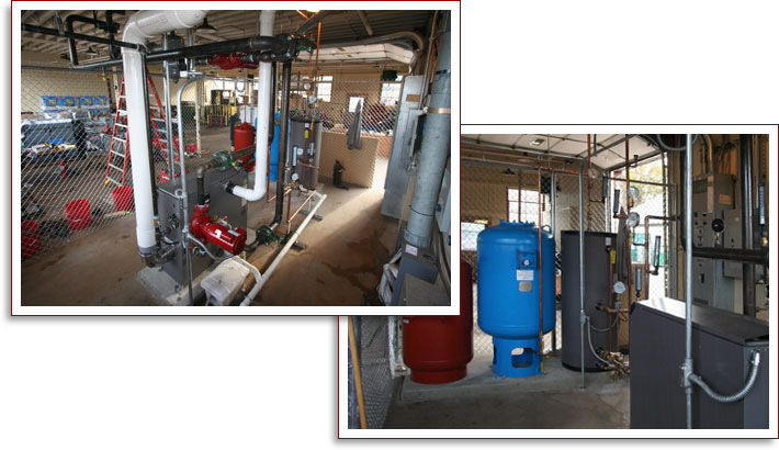 Install New Boiler B-152 for Pease Air National Guard Base