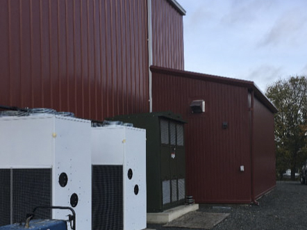 Brack Structural Test Facility, UMASS Amherst, MA