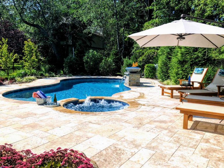 In Ground Pool & Spa Combo (2)