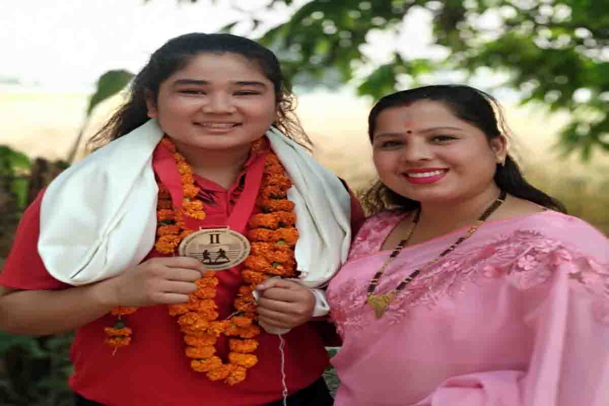 Lucky Rana wins Silver medal in international boxing competition