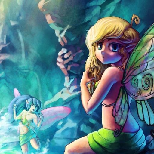 Fairy Cove Concept