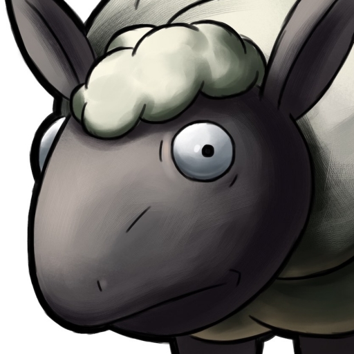 Sheep Enemy Concept