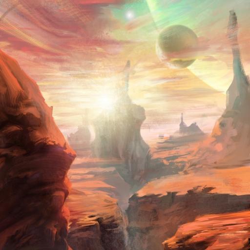 Planet Surface Concept