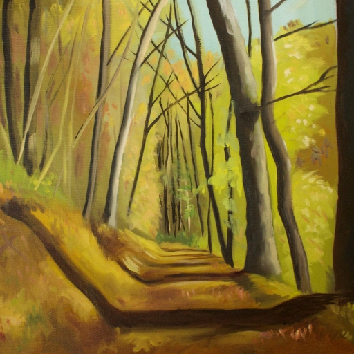 Forest Path Study