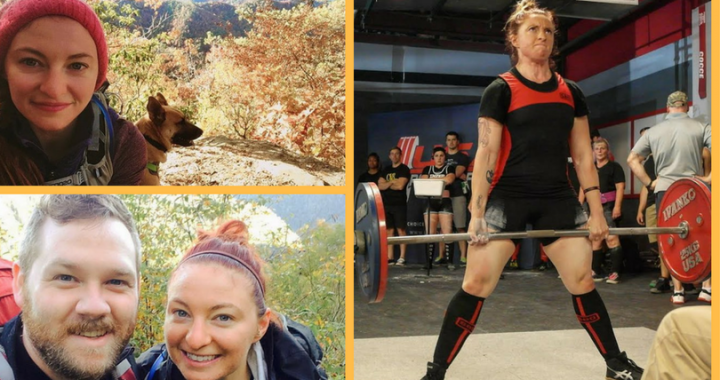 Find your own way: Rebecca's #TransformationTuesday story
