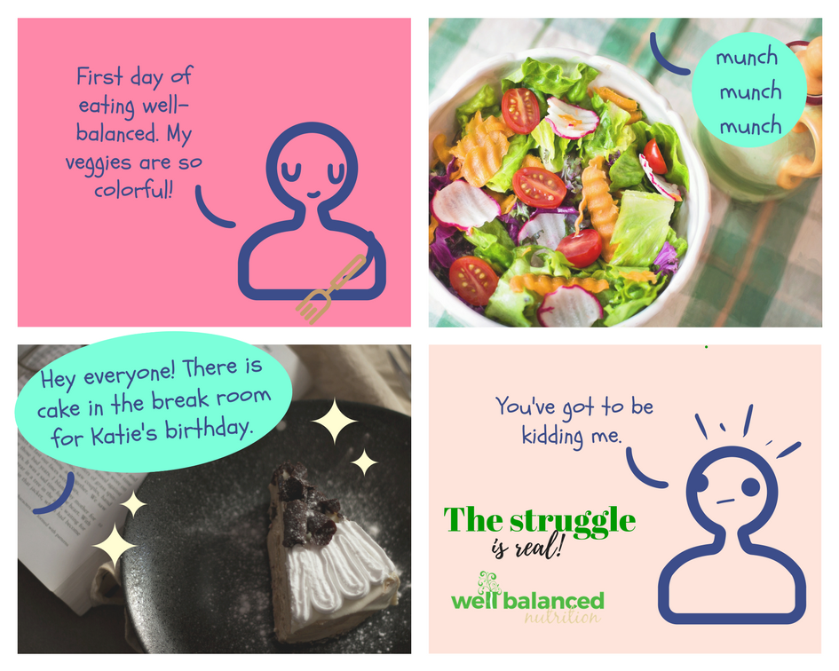 How to actually follow through with your health goals