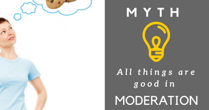 Debunking the myth: all things are good in moderation