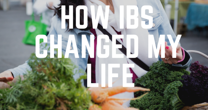 Sometimes a diet is the answer… How IBS changed my life