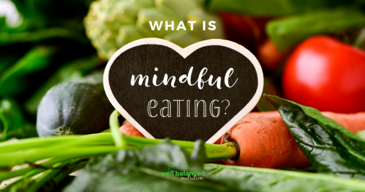Mindful Eating - What is it and why is it important?
