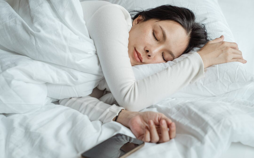 Create a Consistent Sleep Schedule to Improve Your Mental Health