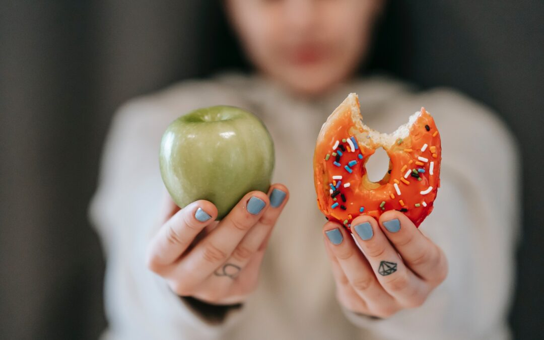 Eating Your Way to a Healthy State of Mind