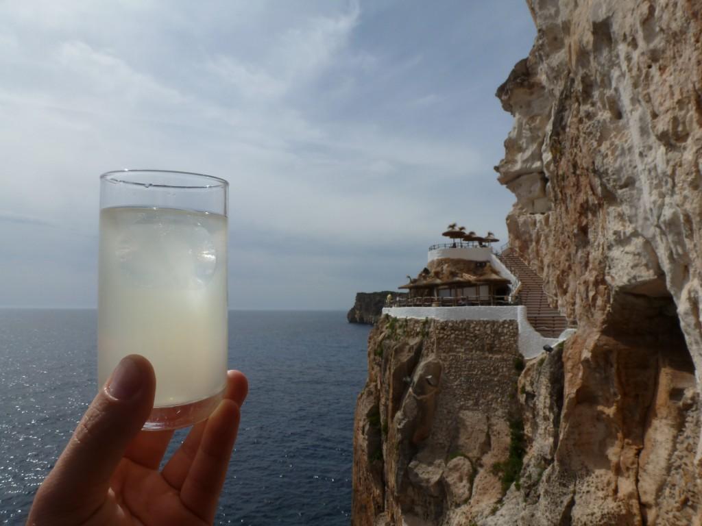 Xoriguer Gin & Lemon in Menorca