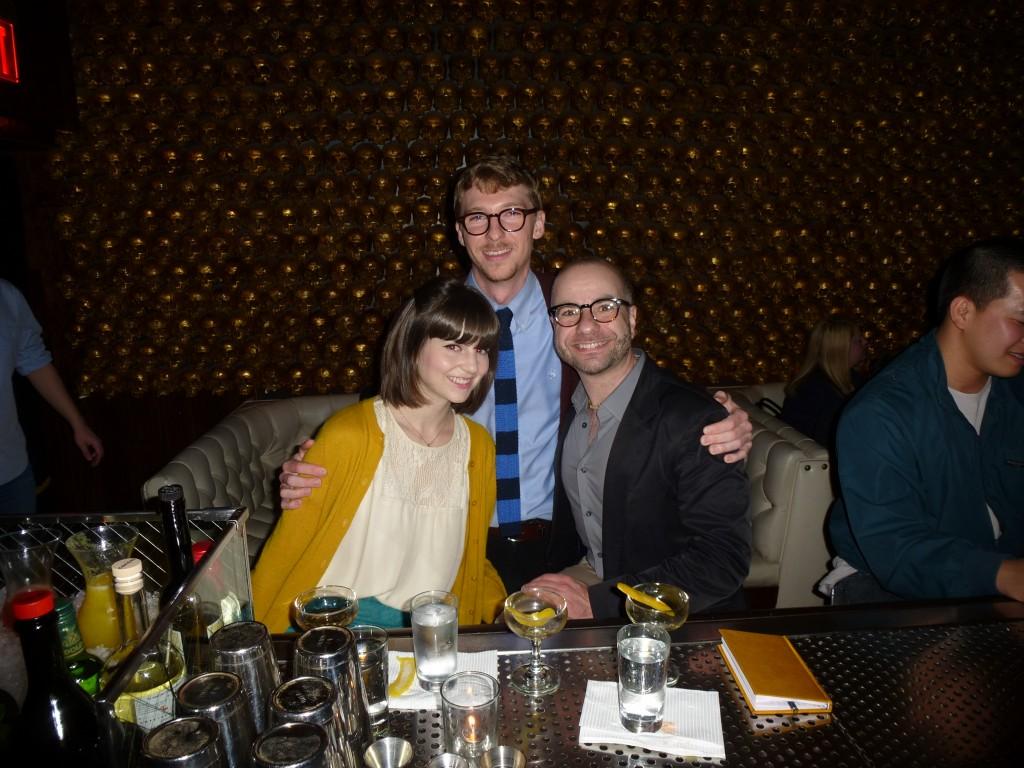 Cocktails with Ellana & Colin