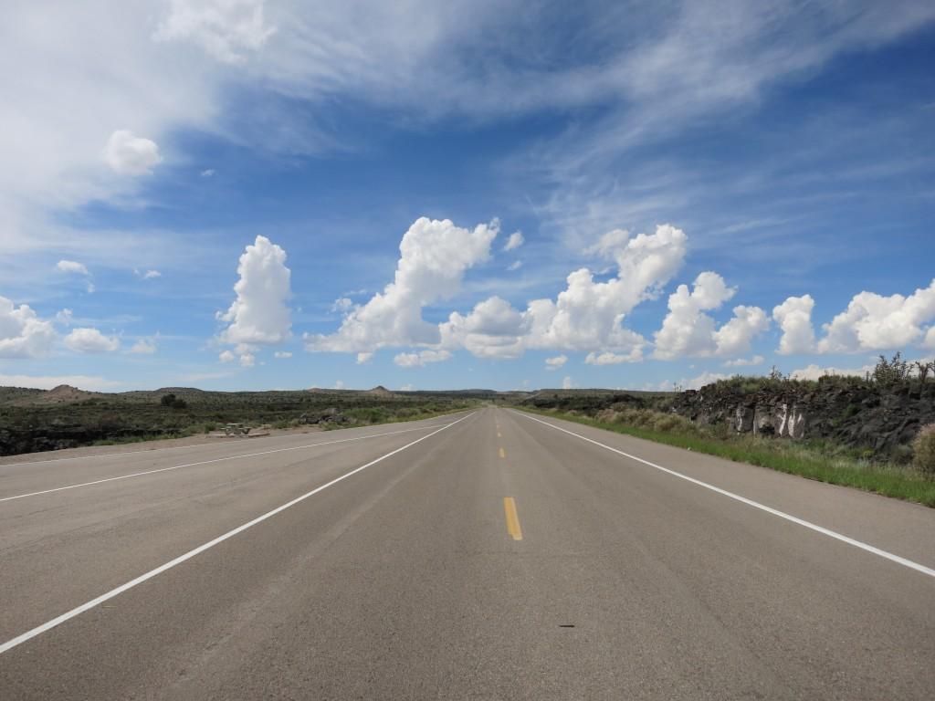 En route to Ruidoso