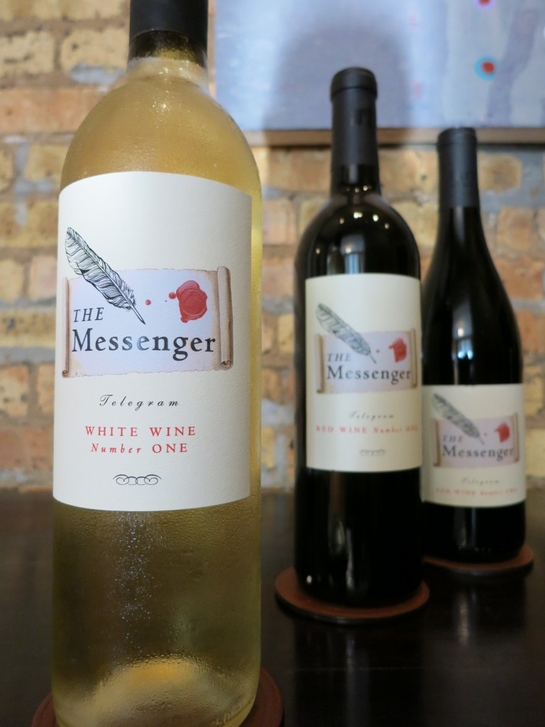 Art+Farm's Messenger wines