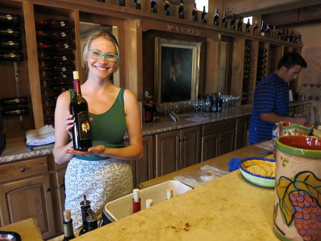Cristin at Casa Rondena
