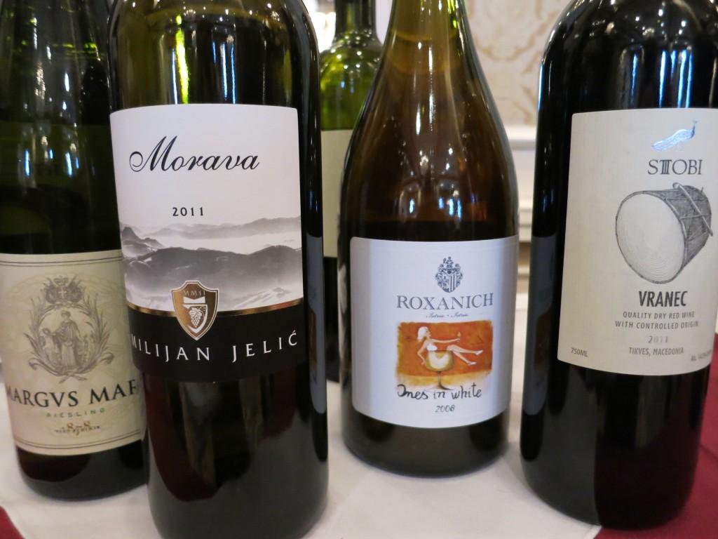Balkan Wine Project