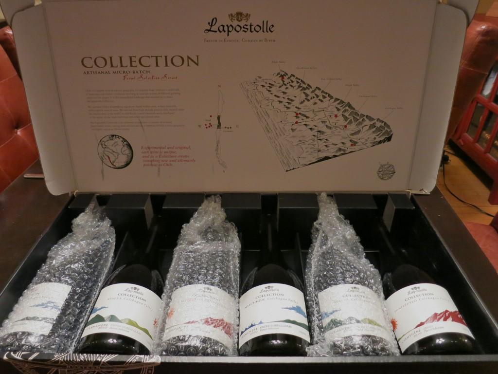 Lapostolle Carmenere Gift Box