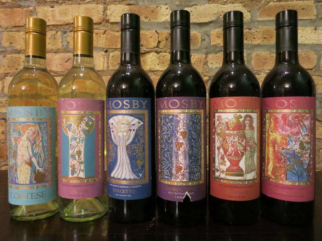 Mosby Wines