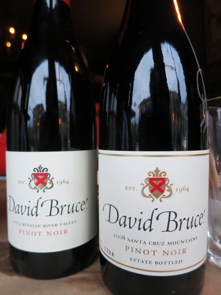 David Bruce Pinot Noir