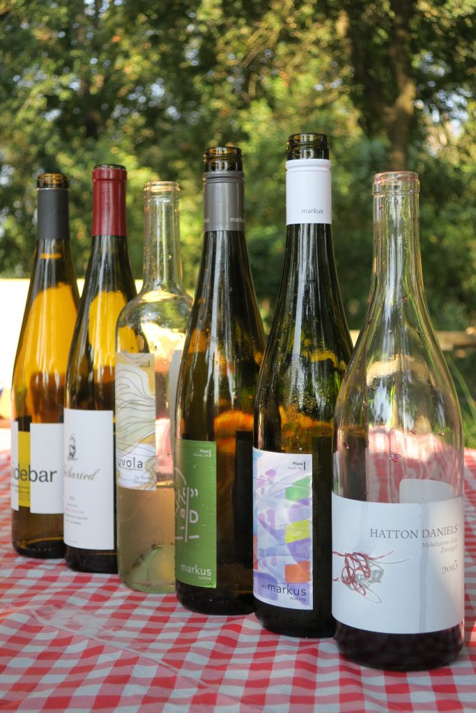 German varietal wines of Lodi