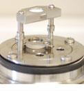 UV-IR accessory for high pressure supercritical vessel