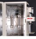 Open oven Spe-ed SFE-4 Supercritical Fluid System