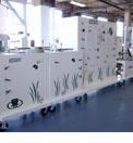 Large Scale Supercritical Fluid system
