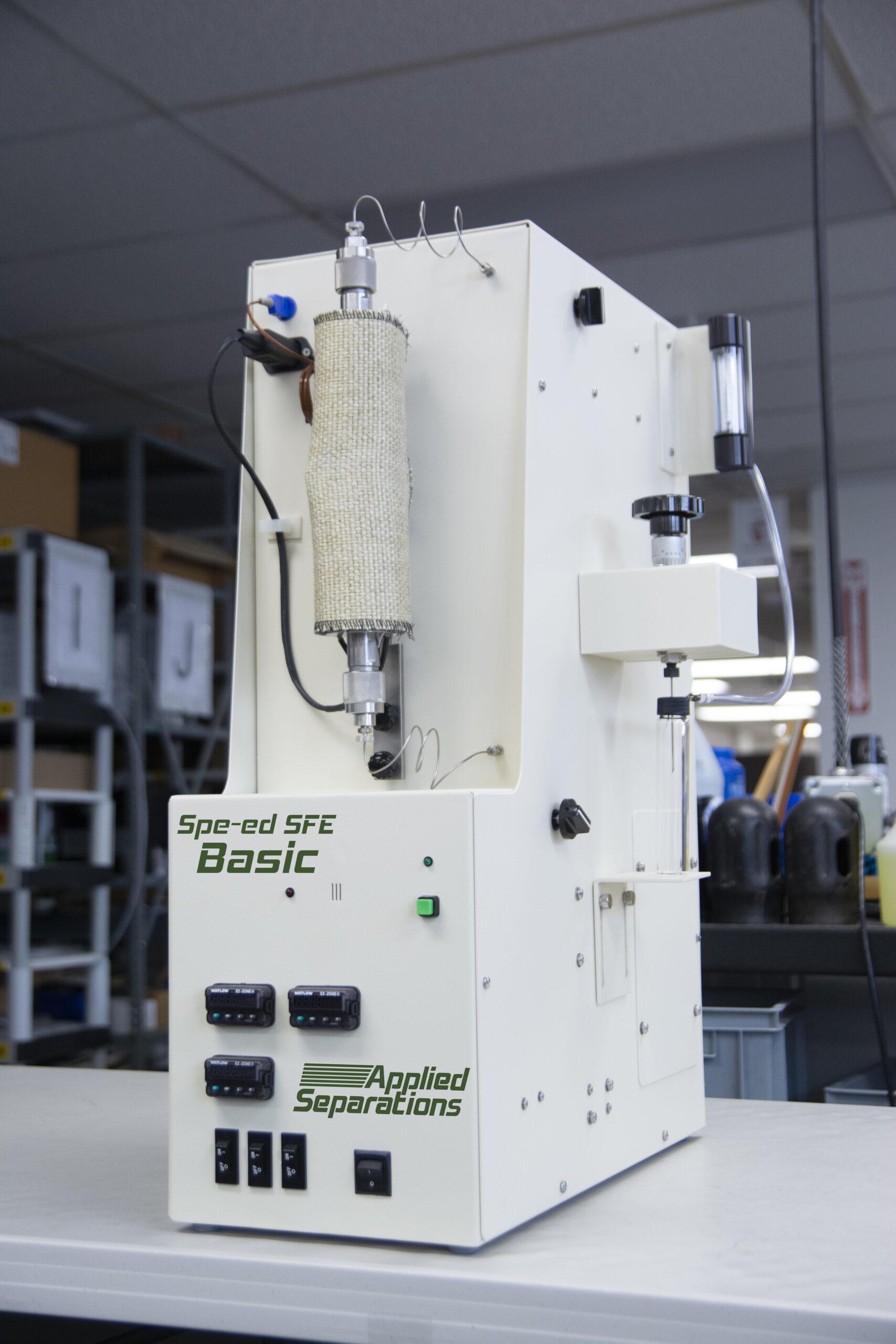 Spe-ed SFE Basic Supercritical Fluid System