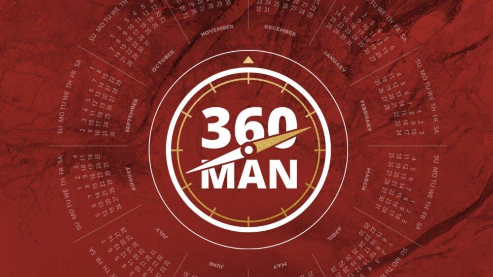360 Man Image