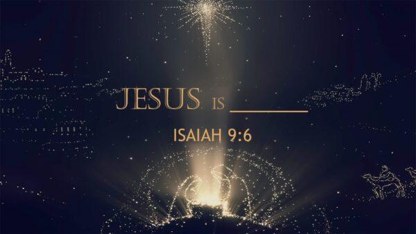 Mighty God Image