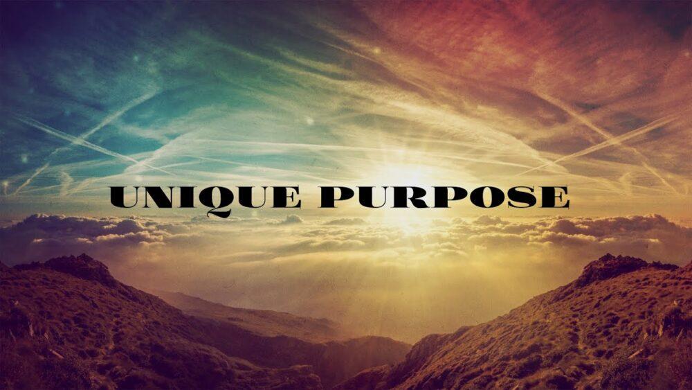 Unique Purpose Image