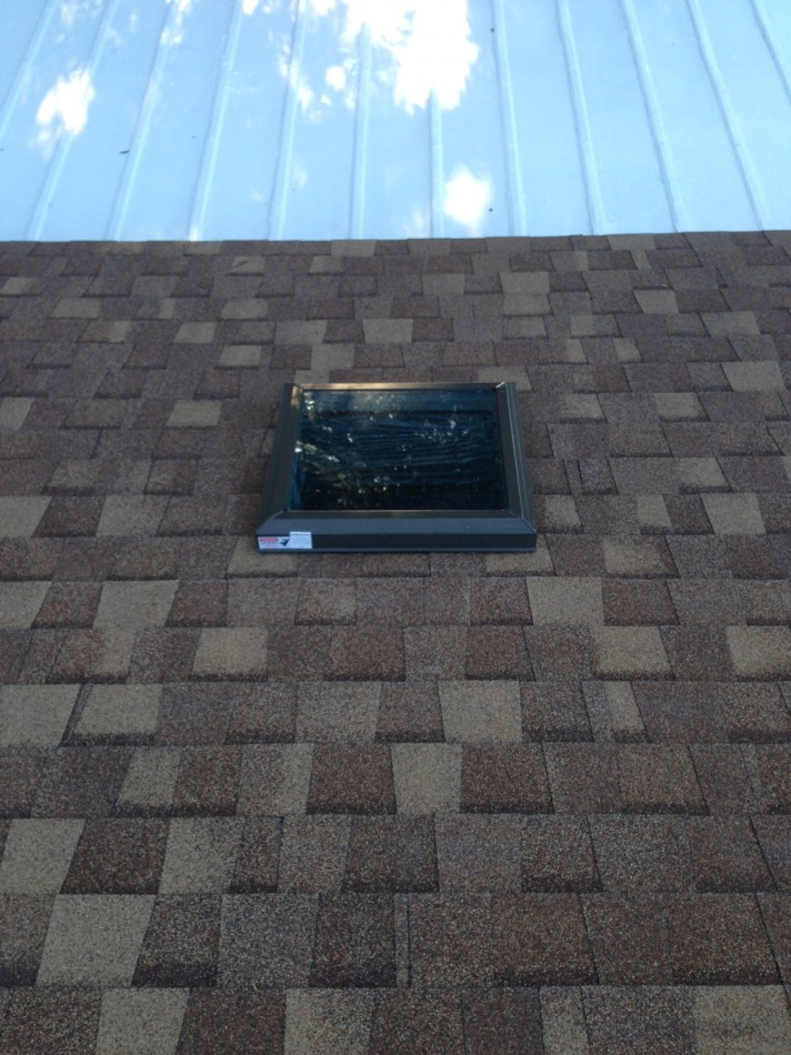 Impact skylights by Kennedy by Certified Quality Roofing