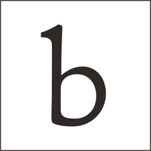 bloom letter logo