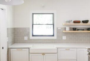 Kitchen tile backsplash - theguardlite