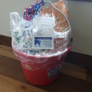 Gift Basket from Tackeria