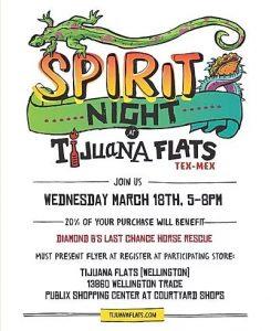 Tijuana Flats Event