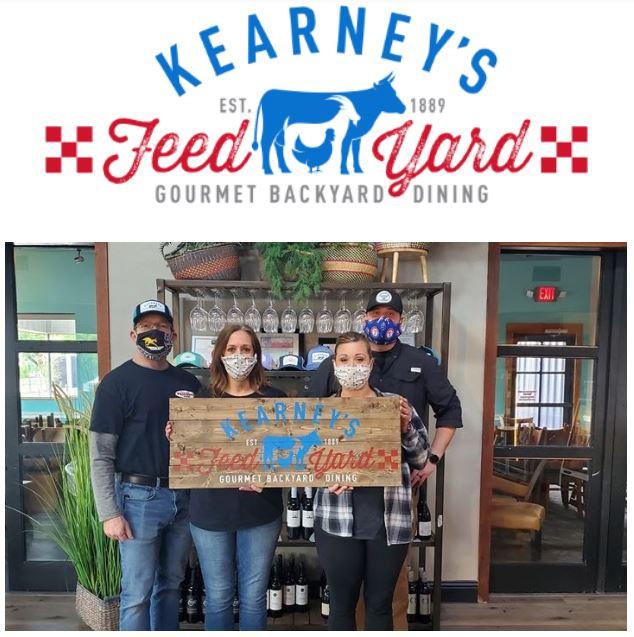 Kearney's Doors Are Open to Serve!