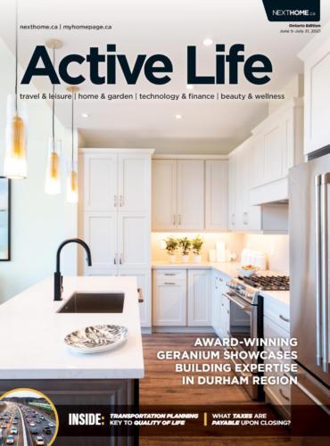 Active Life Magazine - Keisha Tefler