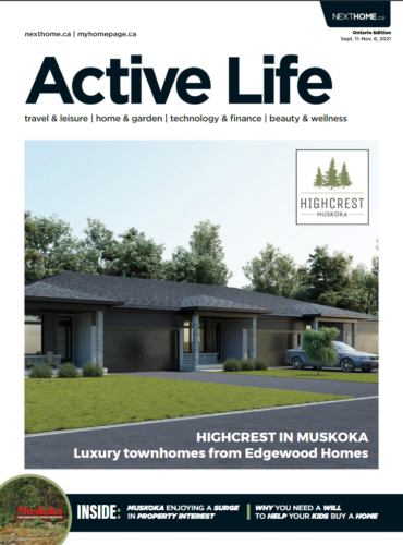 Active Life - Next Stop Downsizing - Transitions Realty