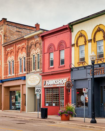 Downsize Owen Sound Ontario Transitions Realty