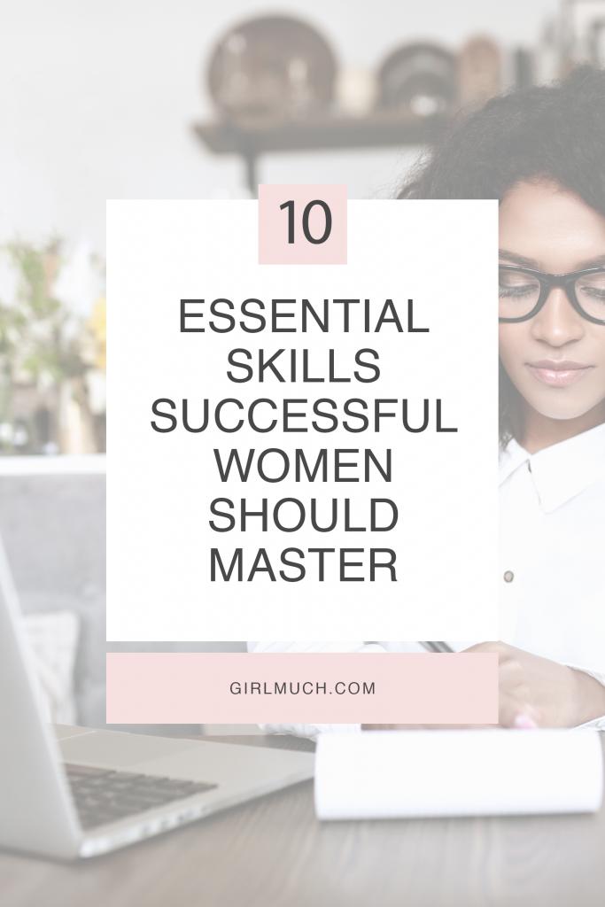 essential-skills-successful-women-should-master