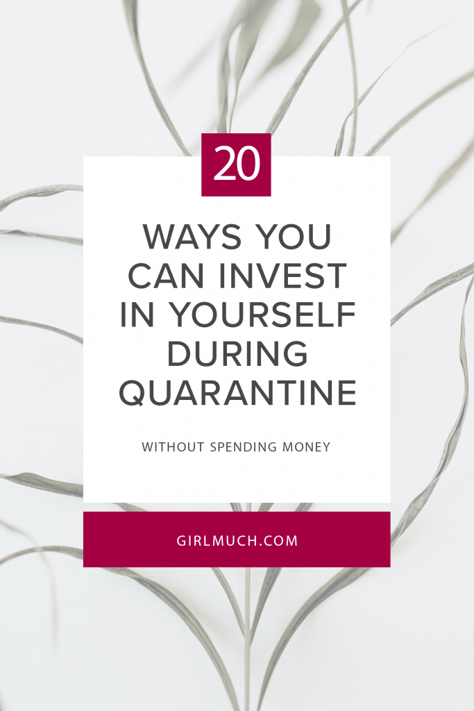 20-ways-to-invest-in-yourself-without-spending-money-pinterest