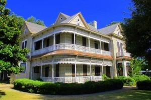 The Magnolia House Cameron Texas Historic Home For Sale