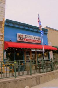 Eve's Cafe Lampasas Texas
