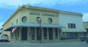 Manuel Hardware in Lampasas Texas